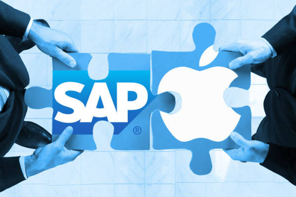 Parceria entre SAP e Apple