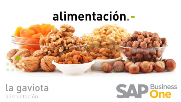La Gaviota Alimentatión implanta SAP Business One for HANA