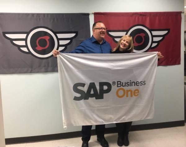 Avinger obtém sucesso com SAP Business One
