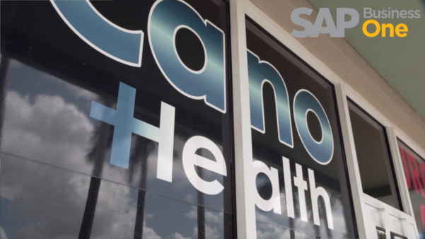 Cano Health anuncia parceria com SAP Business One