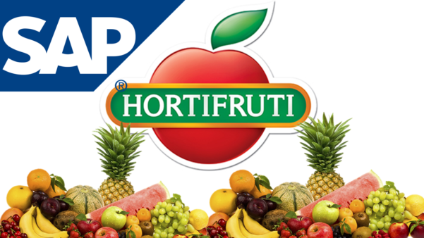 Hortifruti implementa soluçãoSAP Merchandising for Retail