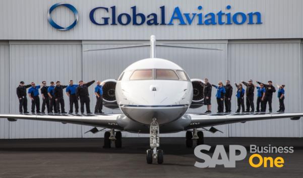 Global Aviation aprimora gestão com SAP Business One