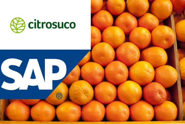 Citrosuco adota SAP com Sistemas para o Agronegócio
