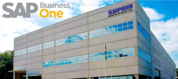 Suprir Implanta SAP Business One