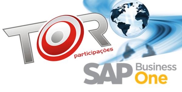 Grupo TOR implantou SAP Business One e resolve seus problemas