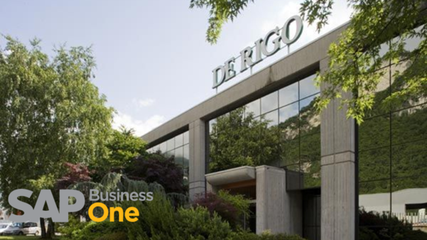De Rigo Brasil com SAP Business One
