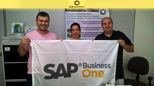 A C4 Científica implementou SAP Business One