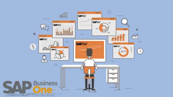 Gerencie todos os seus processos empresariais com SAP Business One