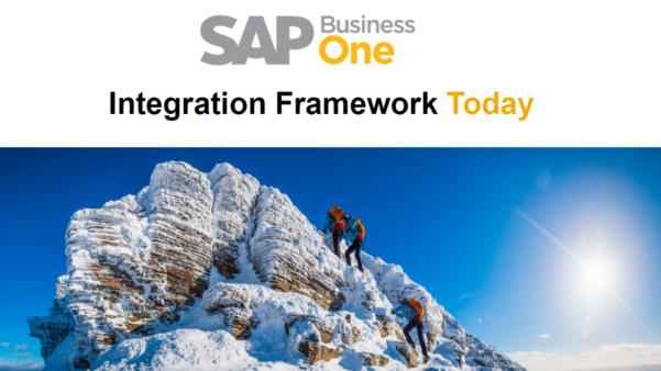 As novidades da nova versão do SAP B1iF 2.0 & SAP B1 9.3