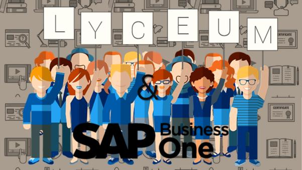 SAP fecha acordo para integração do Lyceumcom SAP Business One.