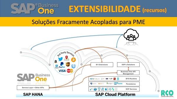 SAP B1 Extensibilidade - Soluções Fracamente Acopladas - Recursos