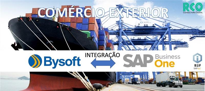 Integração entre BySoft e SAP Business One