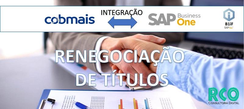 Integração entre CobMais e SAP Business One
