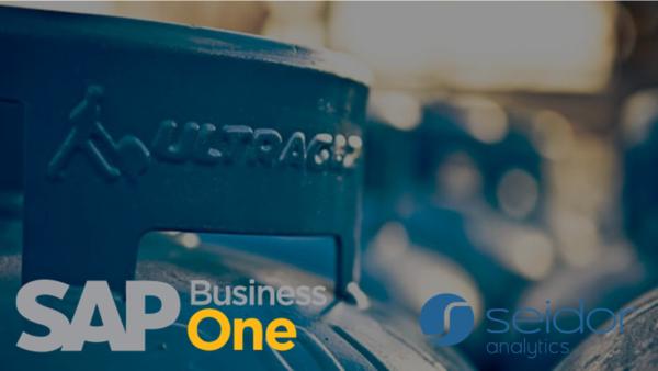 Com SAP Business One a Ultragaz integrou todas as suas revendas e automatizou o seu processo de atendimento e repasse de vendas em tempo real