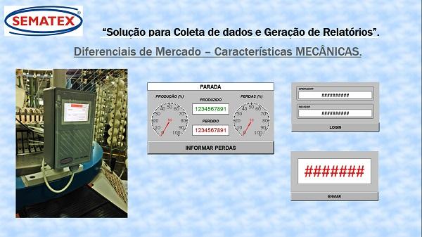 Sematex - Características Mecânicas