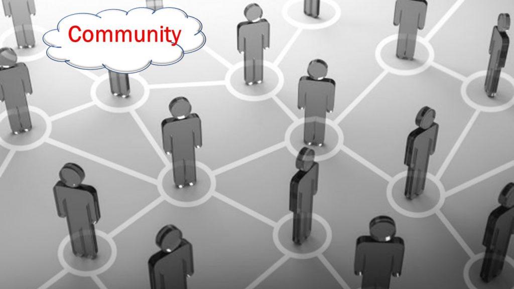 O conceito de comunidade também crescerá após a crise. Já é um consenso que tecnologia não se faz sozinho e que trabalhar em rede é uma maneira eficaz de acelerar a inovação.
