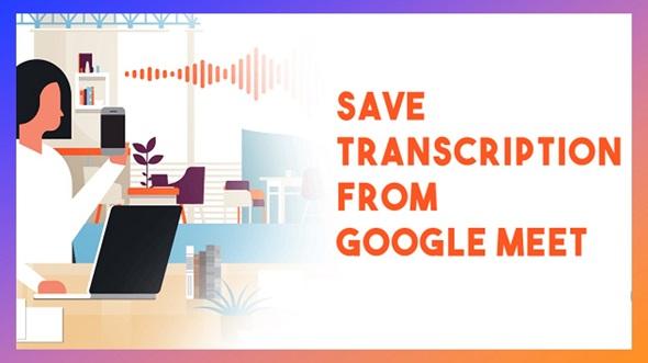 Tactiq Pins para o Google Meet explora o sistema de legendas que esta nativo do serviço para criar e salvar uma transcrição escrita completa de tudo o que foi dito em sua reunião.
