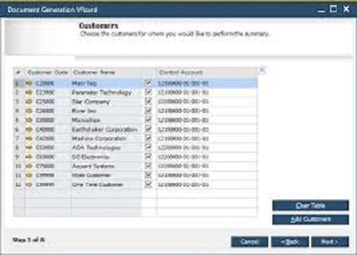 SAP Business One 10.0.Uma nova coluna para exibir o Nome do usuário é adicionada às guias Alocação e Designação na janela Administração de licenças
