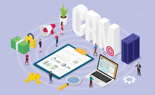 Os sistemas de CRM precisam permitir que as equipes de vendas rastreiem e atualizem seu ciclo completo de vendas a partir de seus smartphones.