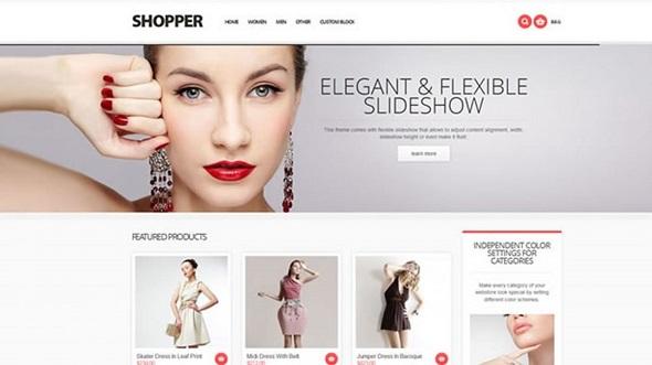 Conheça a Plataforma de e-commerce da Magento. Uma plataforma de código aberto, que permite uma experiência de compras flexível