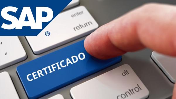 como estudar para um exame de certificação SAP