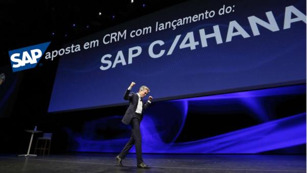 SAP aposta em CRM com lançamento do SAP C/4Hana