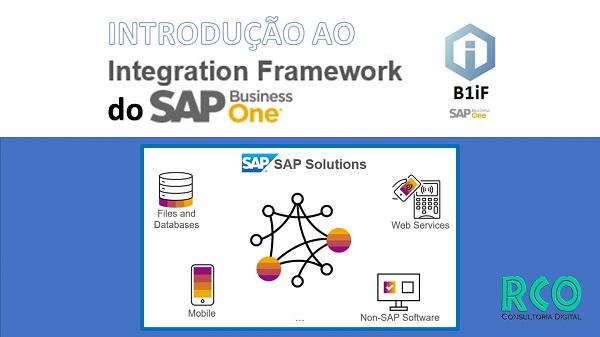 Introdução ao Integration Framework do SAP Business One